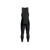 Santic Mens Cycling Bib Tights (Padded Warm Fleece) - Trevs Cycle Shop