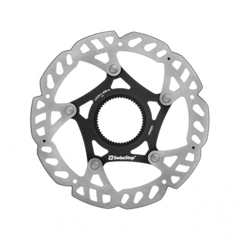 SwissStop Catalyst Disc Rotor 140mm & 160mm CL