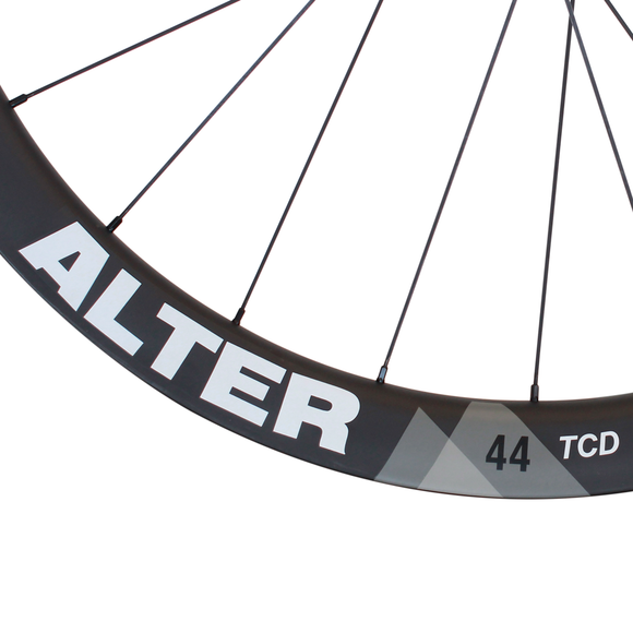 Venn Alter 44 TCD Tubeless Clincher wheels - Disc Brake - Trevs Cycle Shop