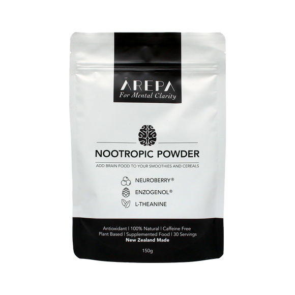 Ārepa Nootropic Powder 150g - Trevs Cycle Shop
