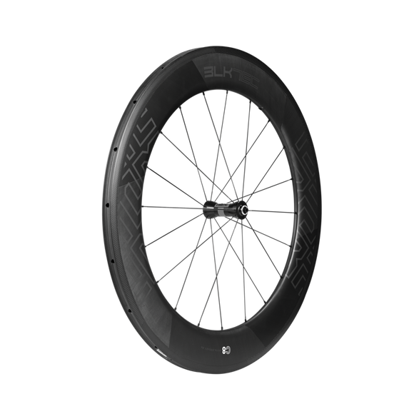 BLKTEC C8 Carbon Tubular Wheelset - Trevs Cycle Shop