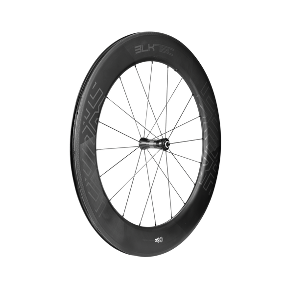 BLKTEC C8 Carbon Clincher Wheelset - Trevs Cycle Shop