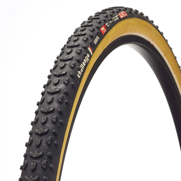 Challenge GRIFO PRO Cyclocross HCL Clincher - Trevs Cycle Shop