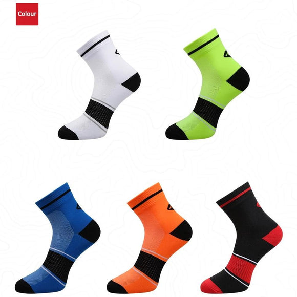 Santic Cycling Socks - Trevs Cycle Shop