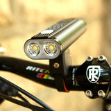 Magicshine® Monteer 1400 All-in-One USB Bike Headlight - Trevs Cycle Shop