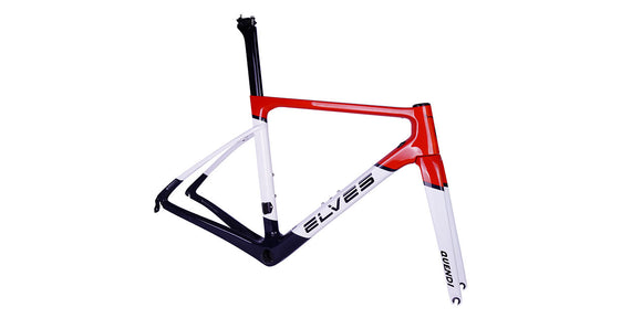 Elves Quendi Rim Brake Frameset Only (Various Colours)