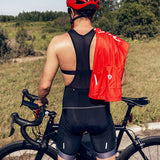Santic Pro Cycling Bib Shorts Mens 4D Padded