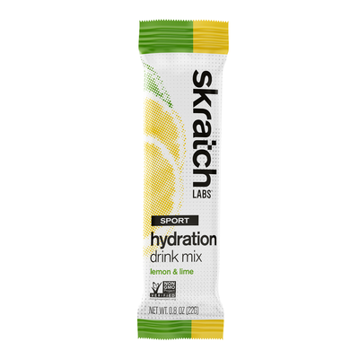 Skratch Labs Hydration Drink Mix - Single Serving 22g - Trevs Cycle Shop