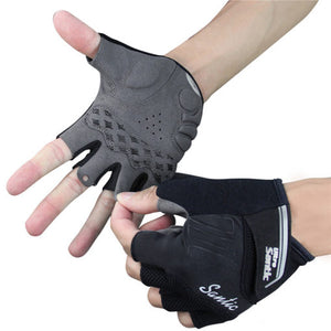 Santic Java Ⅱ Cycling Gloves Half Finger