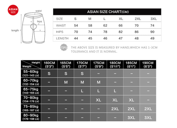 Santic men cycling padded shorts pro fit italian imported 8 hours riding pad mtb descriptionimage6 grande