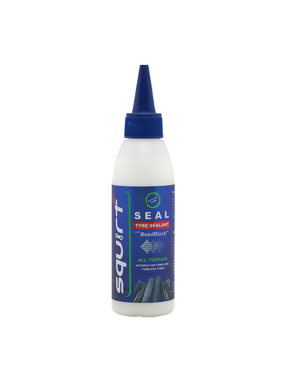 SQUIRT SEAL TYRE SEALANT WITH BEADBLOCK® - ($18 - $150) - Trevs Cycle Shop