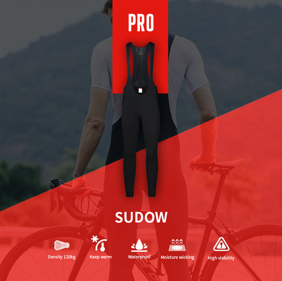 Monton Winter Bib Tights Sudow