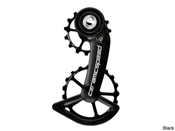 CeramicSpeed OSPW System For SRAM Red/Force AXS - Red