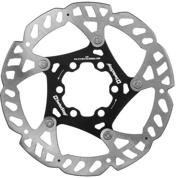 SwissStop Catalyst Disc Rotor 160mm 6 Bolt