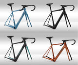Factor O2 Disc (Frameset & Rolling Chassis) - Trevs Cycle Shop