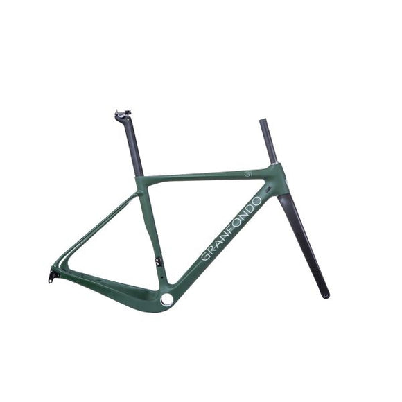 Winspace Gravel G1 Frameset - Trevs Cycle Shop