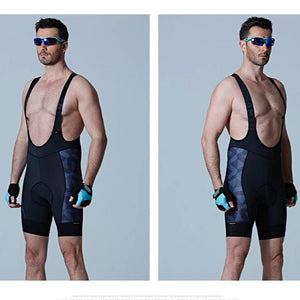 Santic Summer Pro Cycling Bibshorts - Trevs Cycle Shop
