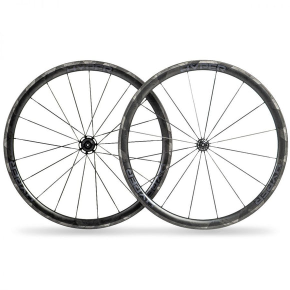 Winspace Hyper 38mm Rim Brake Wheelset