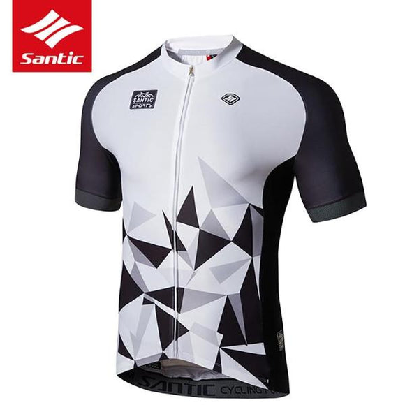 Santic Men Cycling Jersey - Pro Team - Trevs Cycle Shop