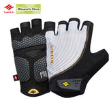 Santic Amundsen Short Finger Cycling Gloves - Trevs Cycle Shop