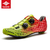 Santic Alpha Carbon Cycling Shoes - Trevs Cycle Shop