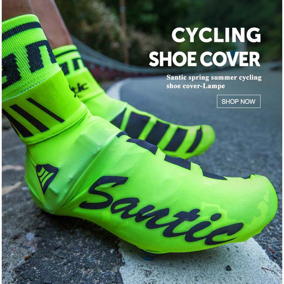 Santic Cycling Shoe Cover (Summer) - Trevs Cycle Shop