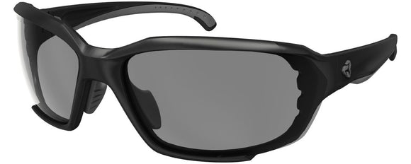 Ryders Rockwork Poly Black / Grey Lens Anti-Fog
