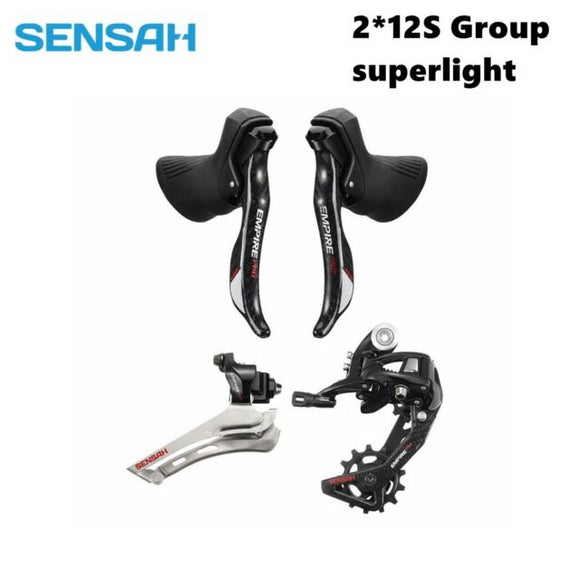 Sensah Empire PRO Road 2*12 Spd (8 Piece Kit)