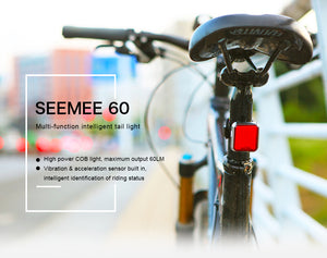 Magicshine Seemee 60 Bike Tail Light - Trevs Cycle Shop