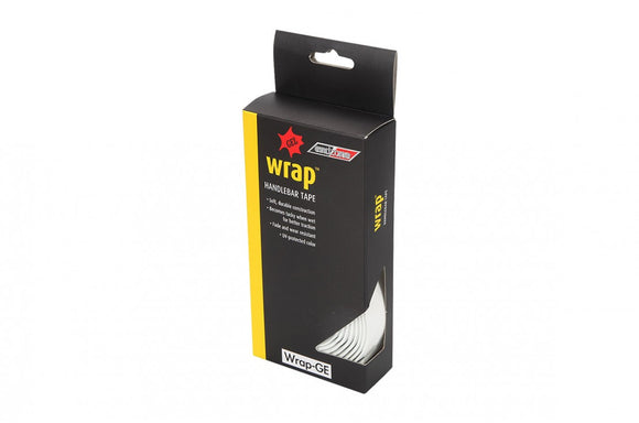 Wrap HandleBar Tape White Cork Gel