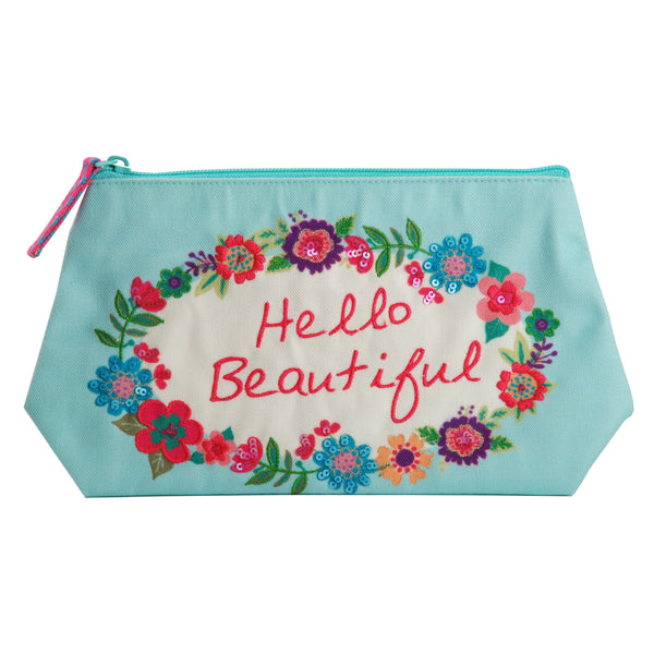Hello Sunshine Cosmetic Bag