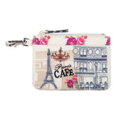 Paris Café Card Wallet