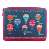 High on Happiness Laptop Sleeve