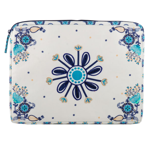 Monday Blues Laptop Sleeve
