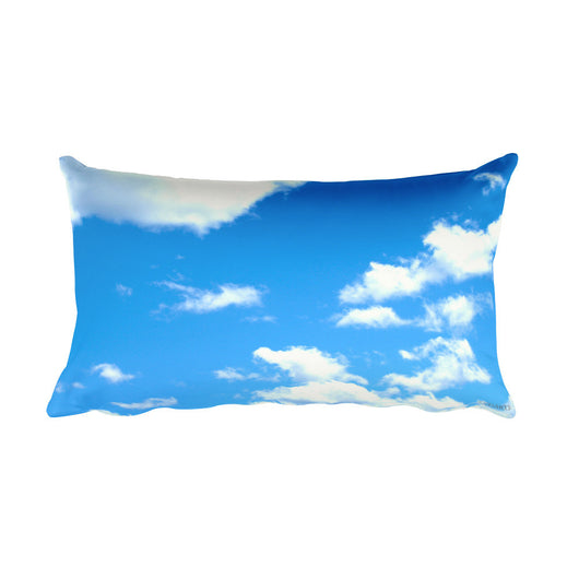 Clouds Rectangle Pillow