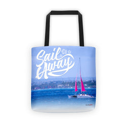Sailing Tote Bag 2