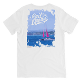 Sail Away V-Neck T-Shirt