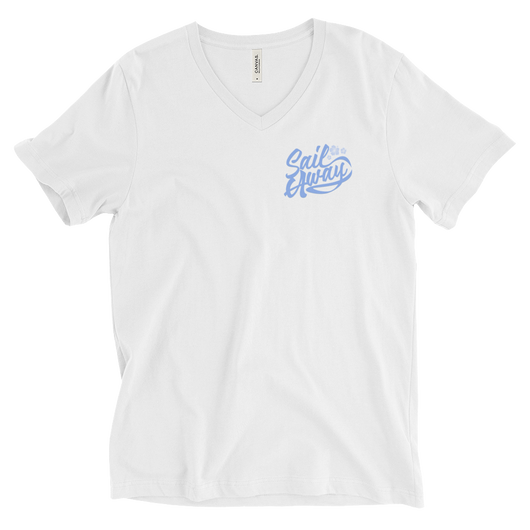 Sail Away 2 V-Neck T-Shirt