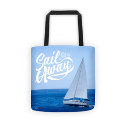 Sailing Tote Bag 1