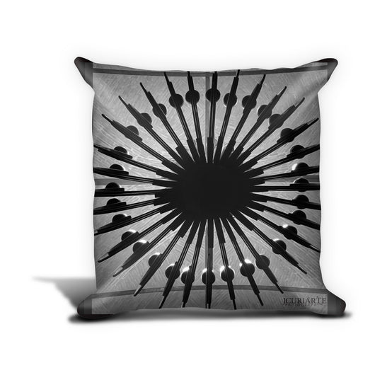 B&W Pillow