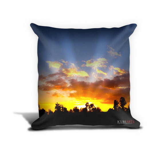 SunSet Square Pillow