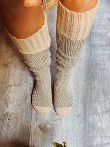 Cozy Chill Socks