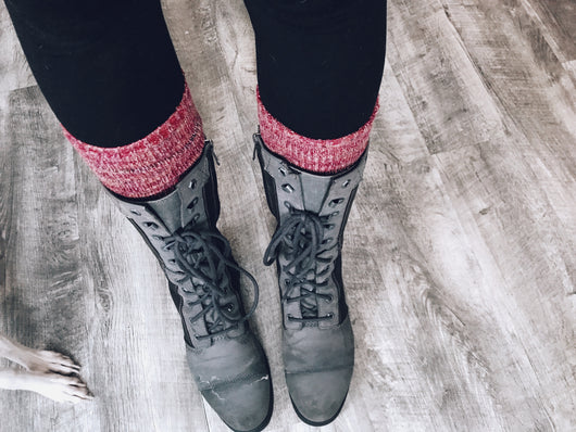 Cozy Boot Socks