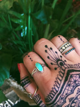 Load image into Gallery viewer, Dainty Turquoise Ring - VintageChameleon
