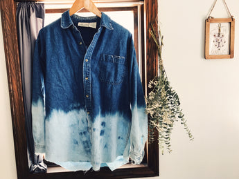 Dipped Chambray