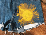 Sunflower Printed Denim