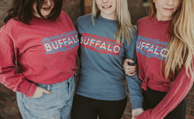 Load image into Gallery viewer, Wavy Buffalo Long Sleeve