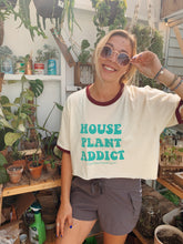 Load image into Gallery viewer, House Plant Addict Tee - VintageChameleon