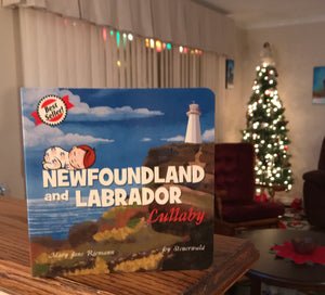 Newfoundland Lullaby book