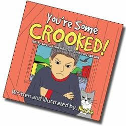 Book - You're Some Crooked